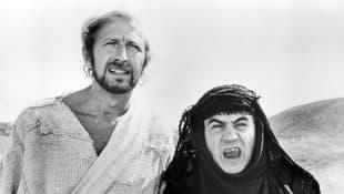 """Graham Chapman und Terry Jones in """"Das Leben des Brian"""""""