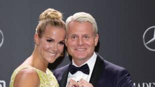 Guido Cantz und seine Frau Kerstin