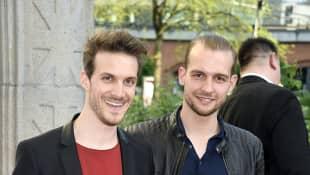Thaddäus Meilinger und Eric Stehfest