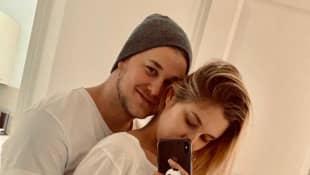 GZSZ-Star Felix van Deventer und seine Freundin Antje erwarten ein Baby
