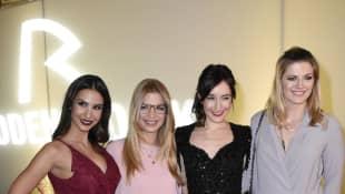 Sila Sahin, Susan Sideropoulos, Maike von Bremen und Nina Bott