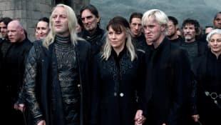 """""""Harry Potter"""": Helen McCrory"""