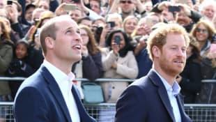 """Prinz William, Prinz Harry, """"Heads Together"""""""
