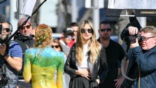 Heidi Klum: Ist das Model wirklich schwanger?