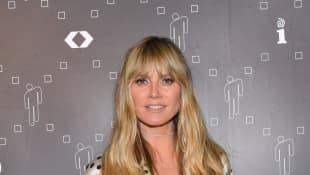 Heidi Klum im März 2019