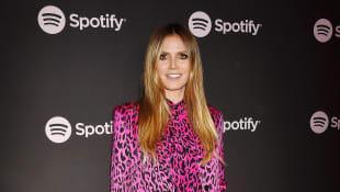 Heidi Klum Mit Neuer Frisur Auf Instagram