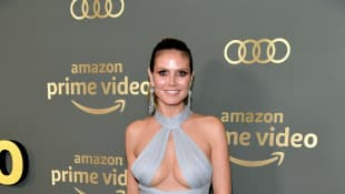 Heidi Klum bei der Golden Globe Award After-Show-Party 2019