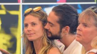 Heidi Klum und Tom Kaulitz sind total vernarrt ineinander