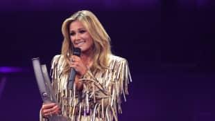 Helene Fischer gewinnt den Echo 2018 in der Kategorie Schlager