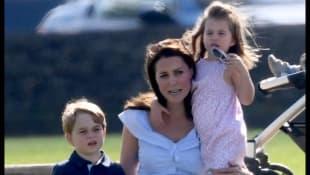 Herzogin Kate wird einen perfekten Thronfolger aus Prinz George machen