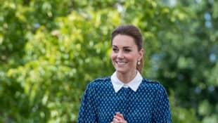 Herzogin Kate bei einer Teeparty im Juli 2020