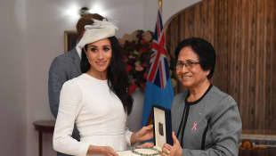 Herzogin Meghan Fidschi