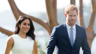 Herzogin Meghan Prinz Harry Australien