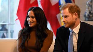 Herzogin Meghan und Prinz Harry treten als Senior Royals zurück