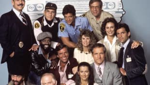 The Hill Street Blues Cast Daniel J Travanti