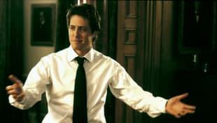 """Hugh Grant in """"Tatsächlich...Liebe"""""""