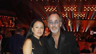 Hugo Egon Balder und Elena Sumischewskaja
