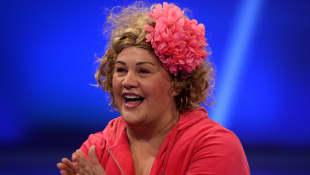 """Ilka Bessin als """"Cindy aus Marzahn"""" bei """"Promi Big Brother"""" 2015"""