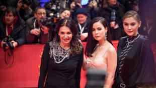 Iris Berben, Lena Meyer-Landrut und Stefanie Giesinger