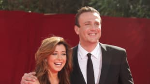 Jason Segel und Alyson Hannigan