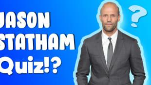 Jason Statham Quiz