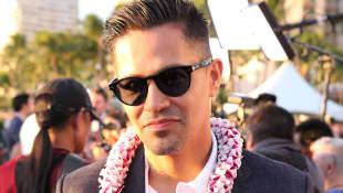 Jay Hernández bei einem Event 2018 auf Hawaii