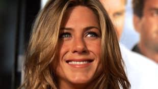 """Jennifer Aniston bei der Premiere von """"Wo die Liebe hinfällt …"""" 2005"""