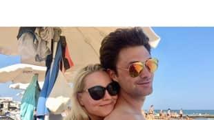 """Läuft da vielleicht etwas zwischen den """"Sturm der Liebe""""-Stars Jenny Löffler und Julian Schneider?"""