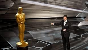 Oscars 2018, Jimmy Kimmel, Jimmy Kimmel Monolog