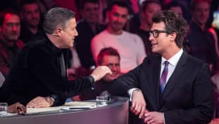 Joachim Llambi und Daniel Hartwich