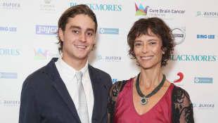 Joe Brown und Rachel Ward