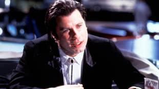 "John Travolta in ""Pulp Fiction"""