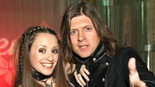 John Kelly und seine hübsche Frau Maite Itoiz
