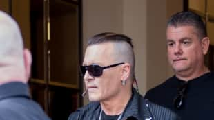 Johnny Depp hat alle Pressetermine abgesagt