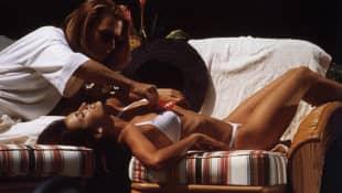 Johnny Depp und Penelope Cruz