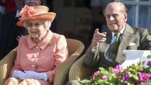 Königin Elisabeth Prinz Philip Date