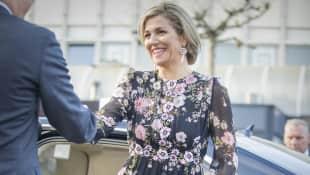 Königin Maxima Prinzessin Madeleine