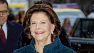 Königin Silvia ist heute 75 Jahre alt