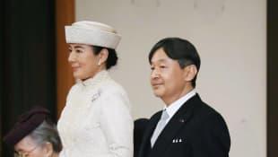 Die Kaiserin und der Kaiser von Japan: Masako und Naruhito