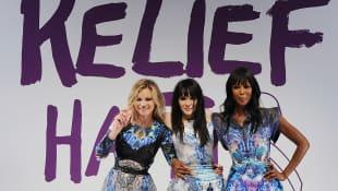Kate Moss, Annabelle Neilson, Naomi Campbell