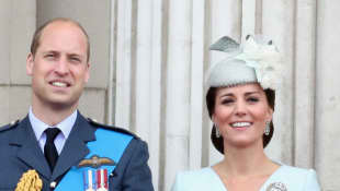 Prinz William und Herzogin Kate: Der Nachwuchs hält die beiden ordentlich auf Trab