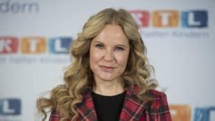Katja Burkard Ende November 2018