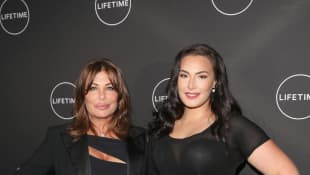 Kelly LeBrock und Arissa LeBrock