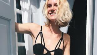 Kim Hnizdo zeigt sich im super knappen Bikini im Urlaub auf Mykonos