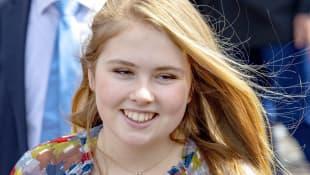 Kronprinzessin Amalia der Niederlande