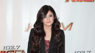 Kylie Jenner 2010 bei einer Veranstaltung in Los Angeles