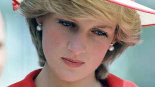 Lady Diana im Jahr 1983