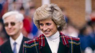 Lady Diana im Jahr 1989