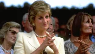 "Lady Diana alias ""Princess of Hearts"""
