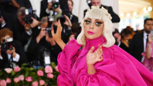 Lady Gaga at the 2019 Met Gala Celebration